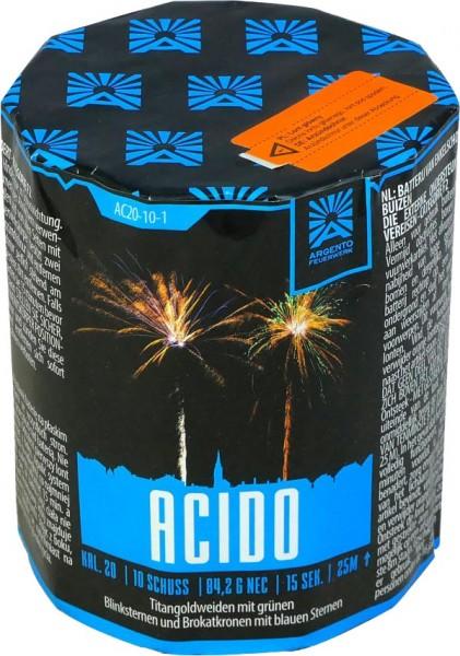 Feuerwerk Hannover - Argento Acido