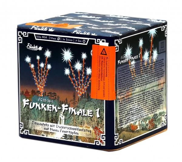 Feuerwerk Hannover - Funke Funken Finale 1