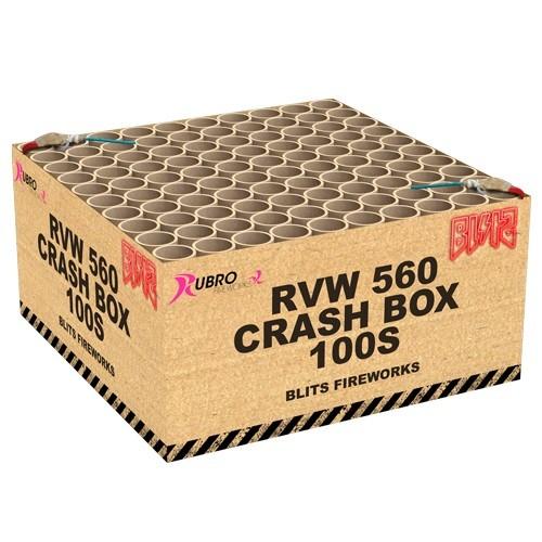 Feuerwerk Hannover - Rubro Crash Box