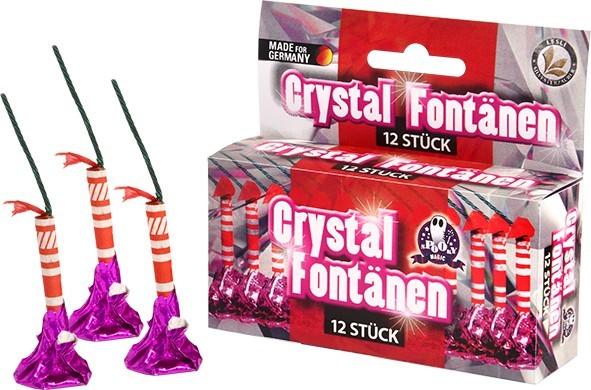 Lesli Crystal Fontänen