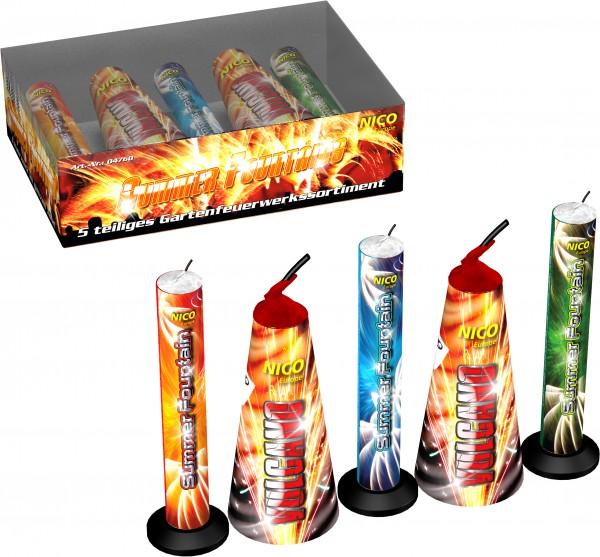 Feuerwerk Hannover - NICO Summer Fountains
