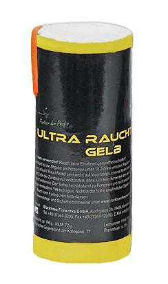 Feuerwerk Hannover - Blackboxx Ultra Rauchtopf Gelb