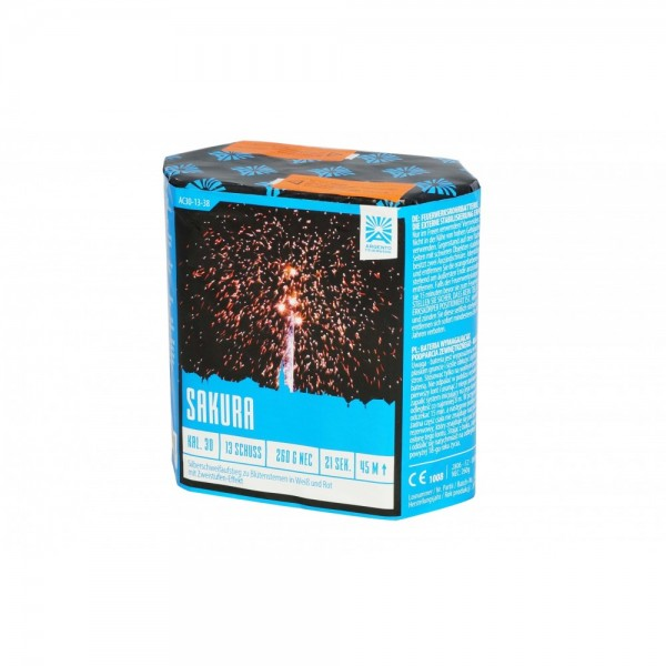 Feuerwerk Hannover - Argento Sakura