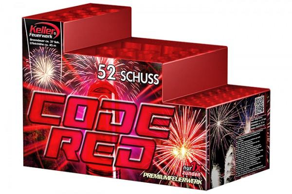 Feuerwerk Hannover - Keller Code Red