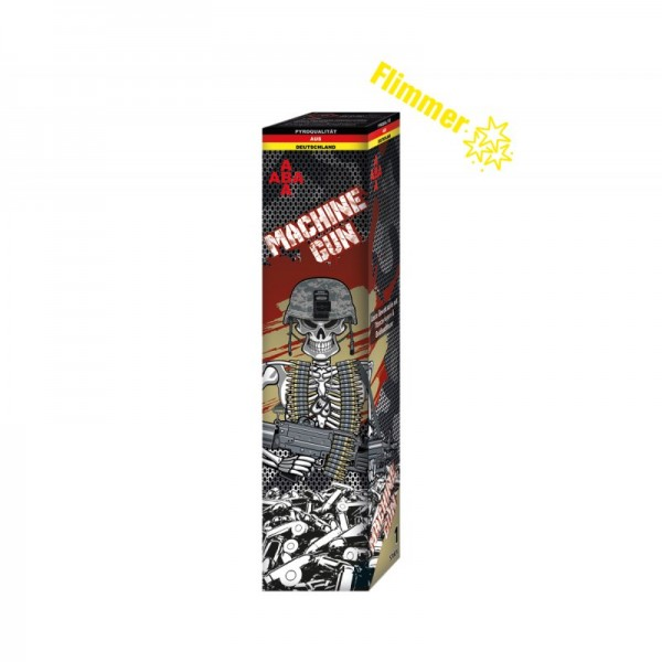 Feuerwerk Hannover - ABA Machine Gun Flimmer