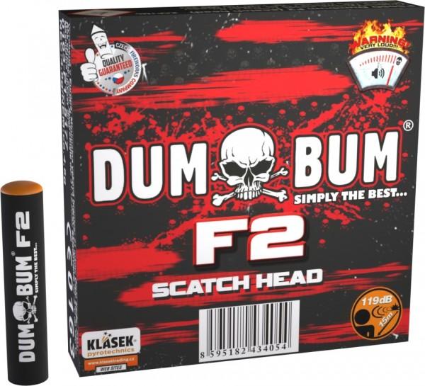 Feuerwerk Hannover - Dumbum F2 Scatch Head
