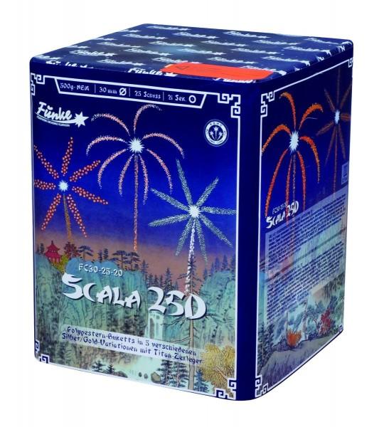 Feuerwerk Hannover - Funke Scala 25D