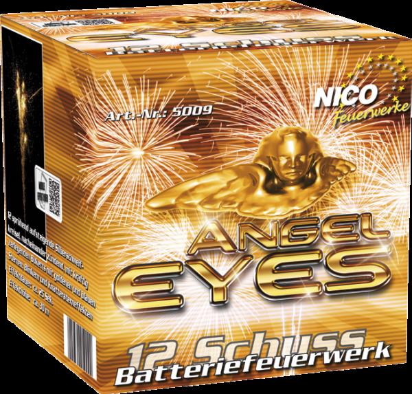Feuerwerk Hannover - NICO Angel Eyes