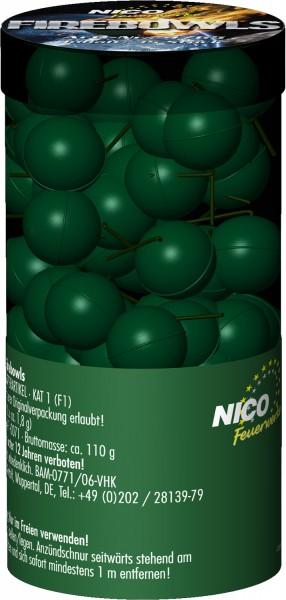 NICO Firebowls 35er Pack