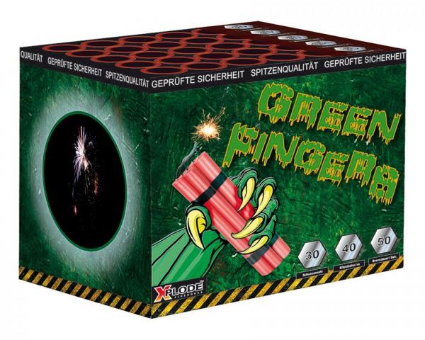 Feuerwerk Hannover - Xplode Green Fingers