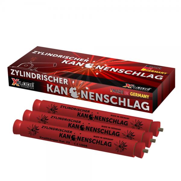 Feuerwerk Hannover - Xplode Deutscher Kanonenschlag