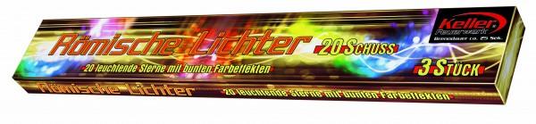 Keller Römische Lichter 20 Schuss