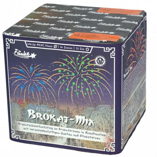 Feuerwerk Hannover - Funke Brokat Mix