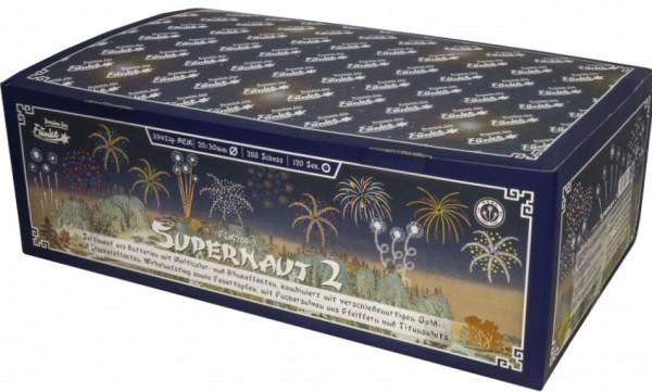 Feuerwerk Hannover - Funke Supernaut 2