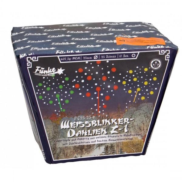 Feuerwerk Hannover - Funke Weissblinker Dahlien Z1