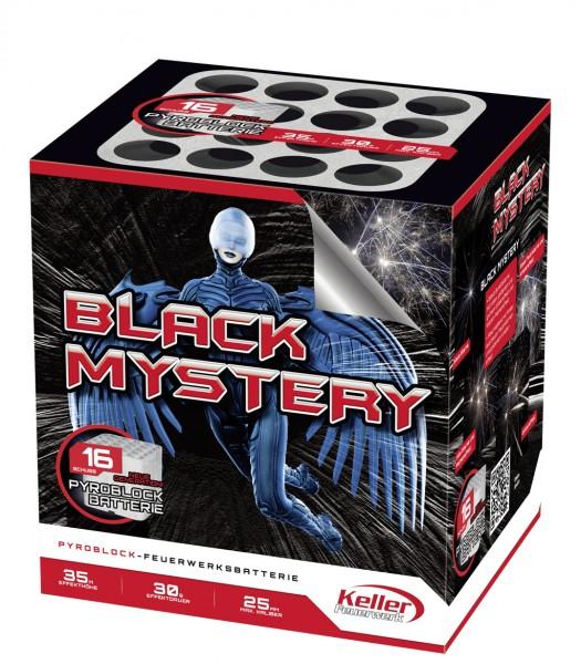 Feuerwerk Hannover - Keller Black Mystery