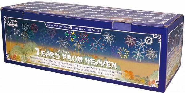 Feuerwerk Hannover - Funke Tears From Heaven