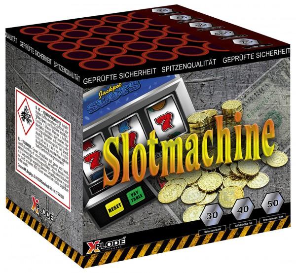 Feuerwerk Hannover - Xplode Slotmachine