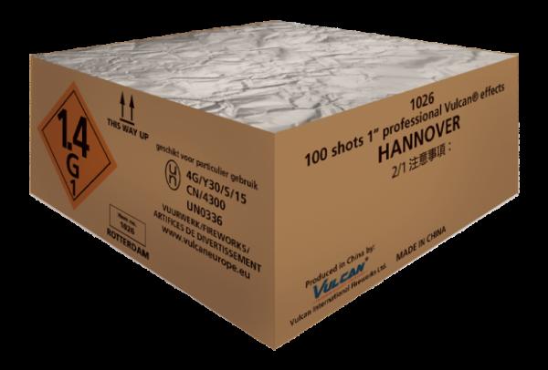 Feuerwerk Hannover - Vulcan Hannover