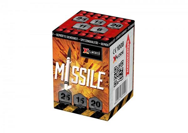 Feuerwerk Hannover - Xplode Missile