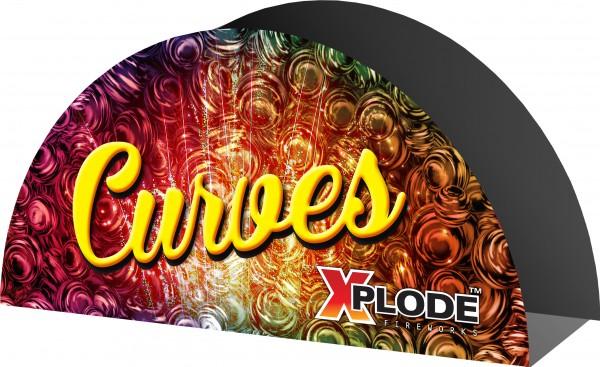 Feuerwerk Hannover - Xplode Curves
