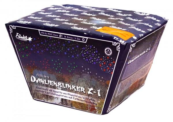 Feuerwerk Hannover - Funke Dahlienblinker Z1