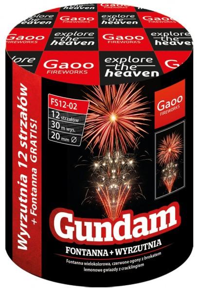 Feuerwerk Hannover - Gaoo Gundam