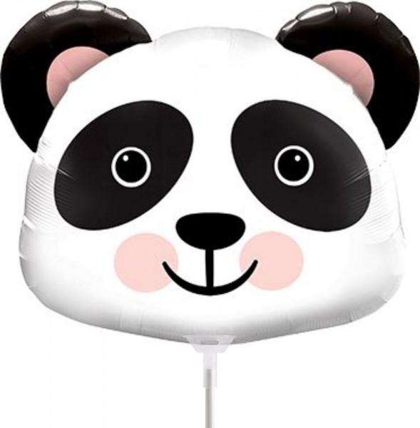 Ballons Hannover - Panda Folienballon mit Stab
