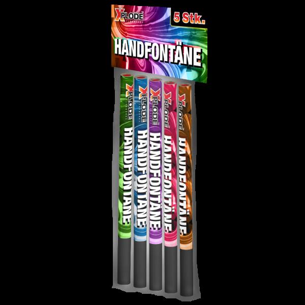 Feuerwerk Hannover - Xplode Handfontäne