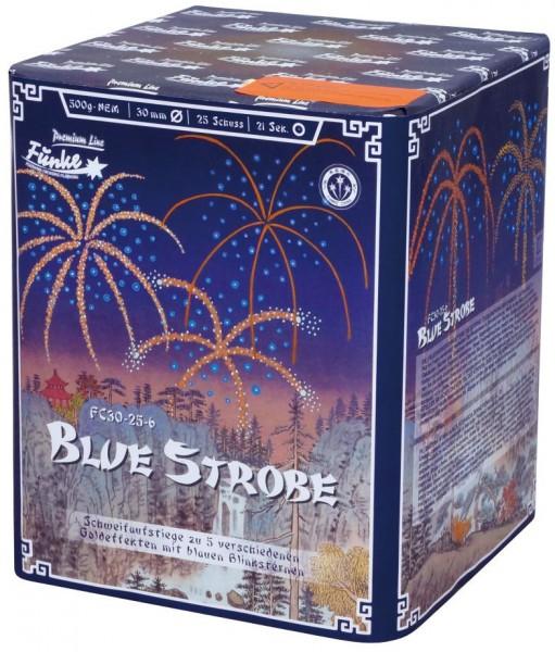 Feuerwerk Hannover - Funke Blue Strobe