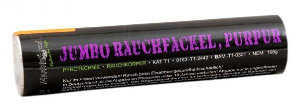 Blackboxx Jumbo Rauchfackel Purpur