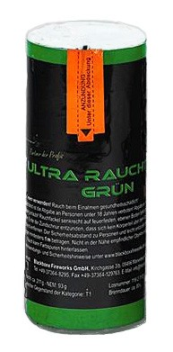 Blackboxx Ultra Rauchtopf grün