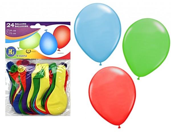Feuerwerk Hannover - 24 Luftballons