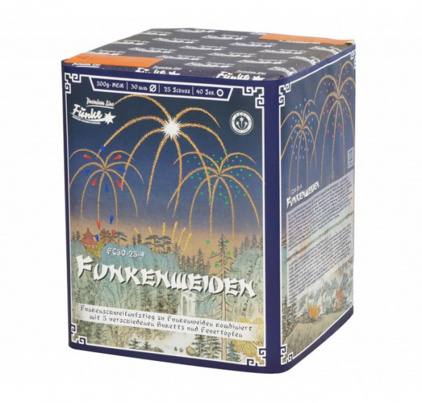 Feuerwerk Hannover - Funke Funkenweiden