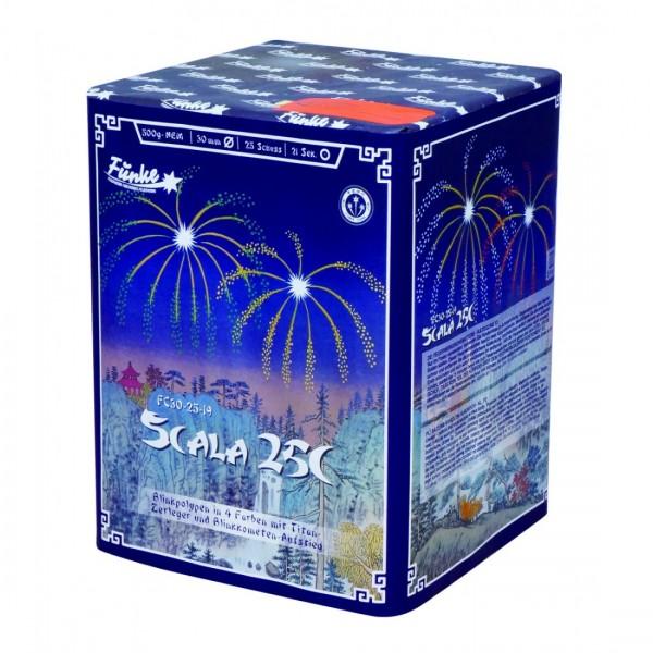 Feuerwerk Hannover - Funke Scala 25C