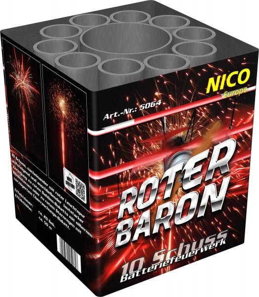 Feuerwerk Hannover - NICO Roter Baron
