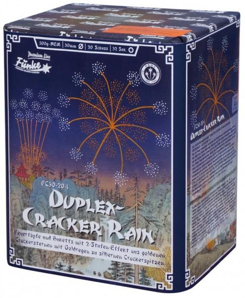 Feuerwerk Hannover - Funke Duplex Cracker Rain