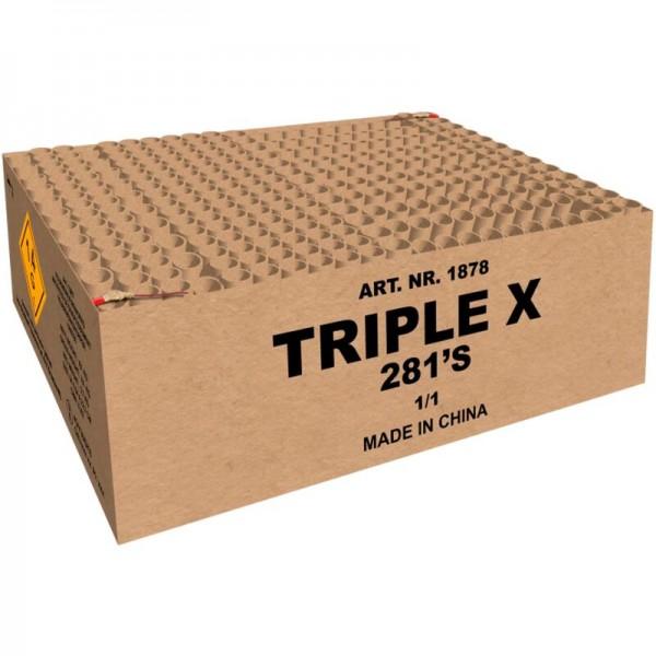 Feuerwerk Hannover - Broekhoff Triple X
